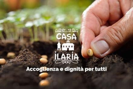 Campagna crowfunding per casa Ilaria