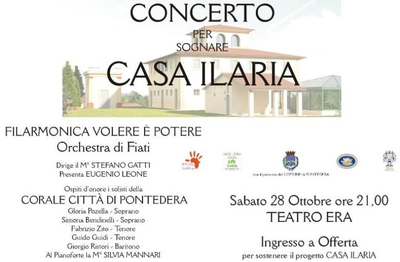 Concerto per casa Ilaria