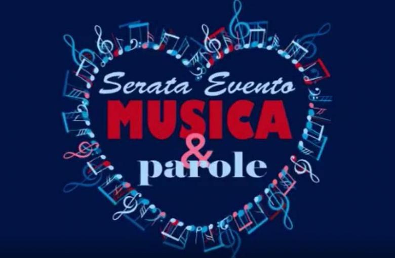 Serata evento musiche e parole