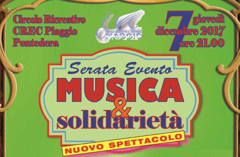 Musica e solidarietà